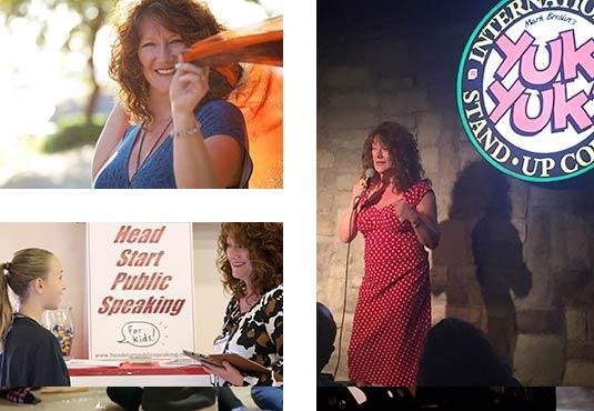 Paula Howley - Public Speaker - Vancouver, Sunshine Coast BC